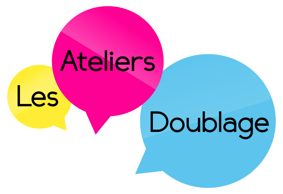 Logo Les Ateliers Doublage