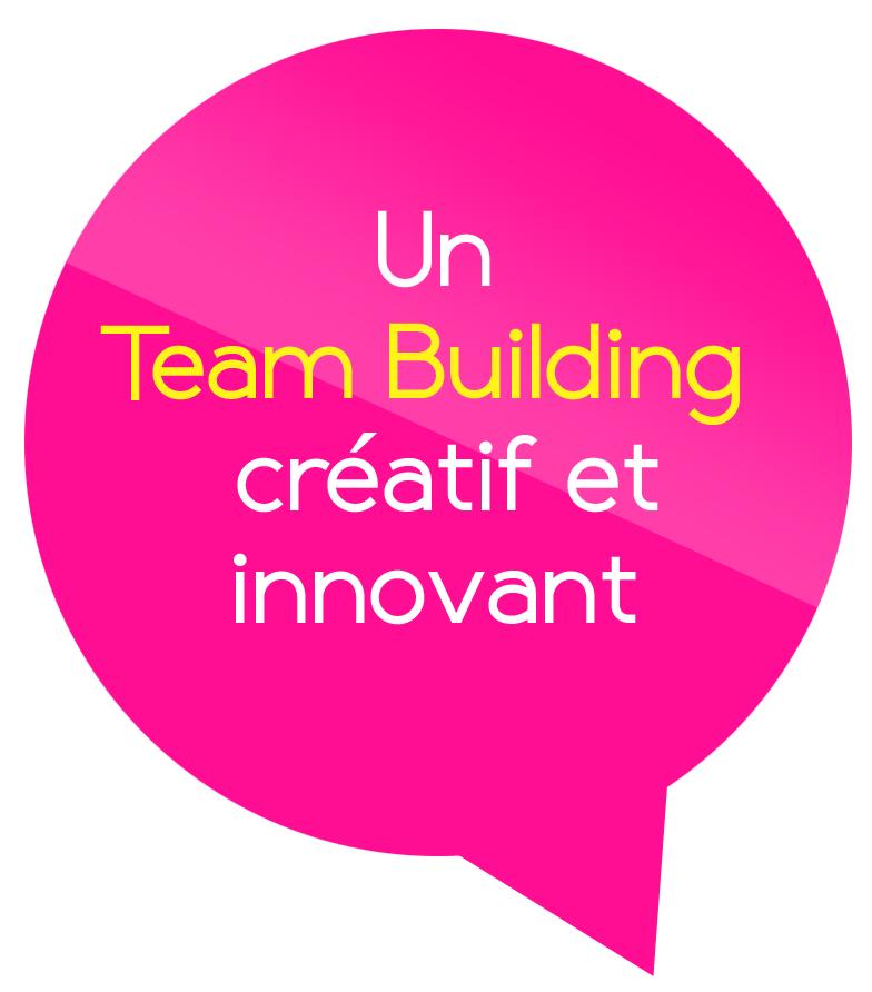 Un Team Building Creatif et innovant