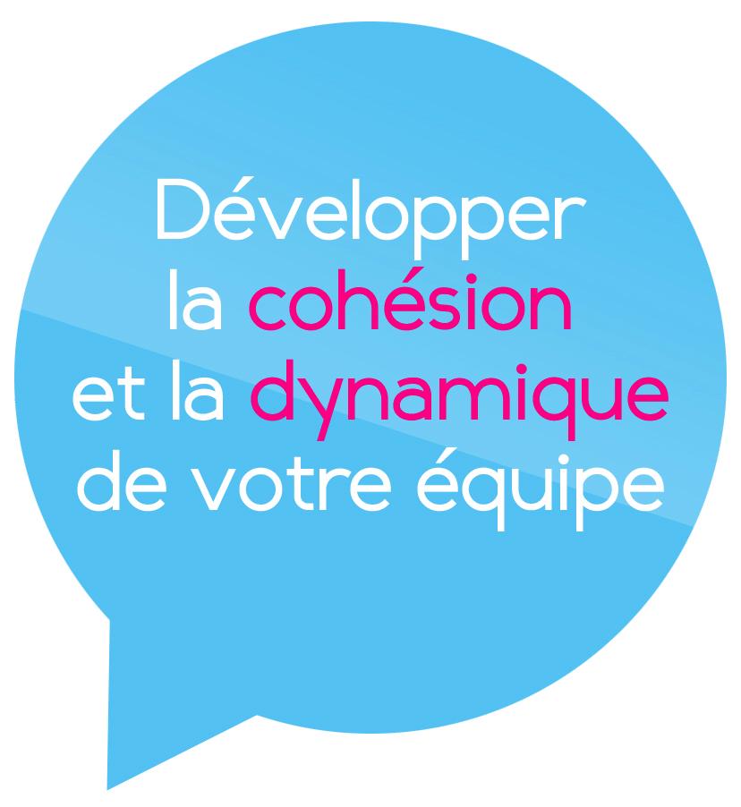 Team Building cohesion et dynamique equipe